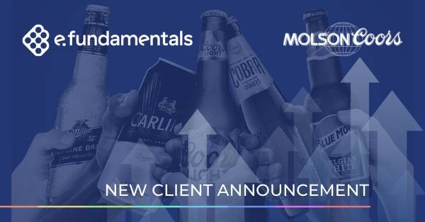 Molson Coors partners with e.fundamentals to help drive online sales