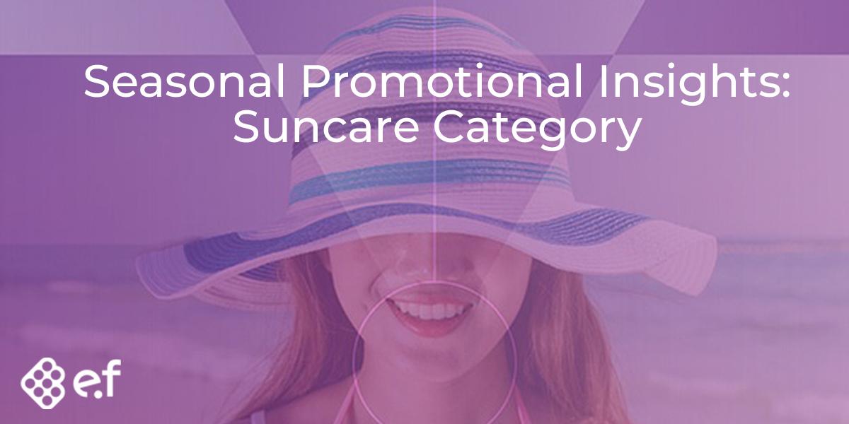 Seasonal Promotion Insights - Suncare Category